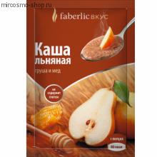 Продукт моментального приготовления Каша льняная «Груша и мед»