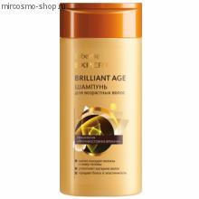 Шампунь для возрастных волос BRILLIANT AGE